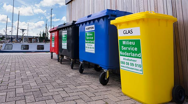 Rolcontainers Milieu Service Nederland